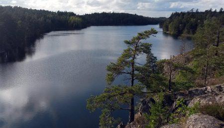 Naturvärdesbedömning ingår i MKB för bergtäkt